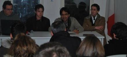 Inaugurazione stagione 2009 con Ettore Cannas