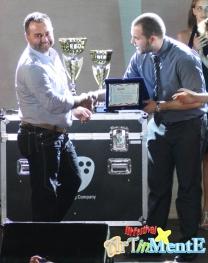 Premio al Comitato di San Calogero per aver supportato le edizioni del Festival