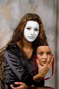 maschera e volto